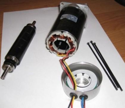 Бесколлекторные электроинструменты