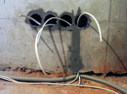 Открытая или скрытая проводка: плюсы и минусы каждого варианта