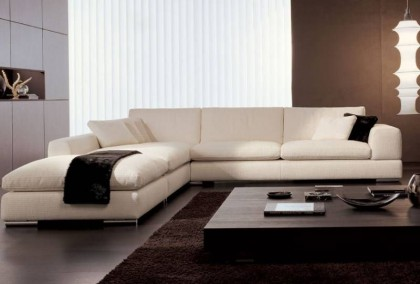 Особенности модульной мягкой мебели