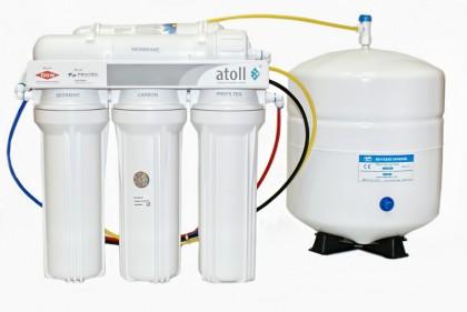 Популярные системы очистки воды