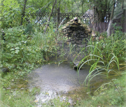 Строим водоем