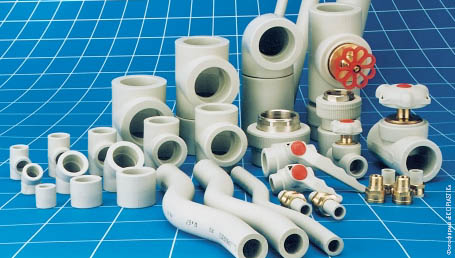 Полимерные трубы для радиаторного отопления и ГВС
