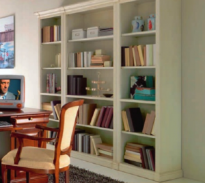 Хранение книг дома