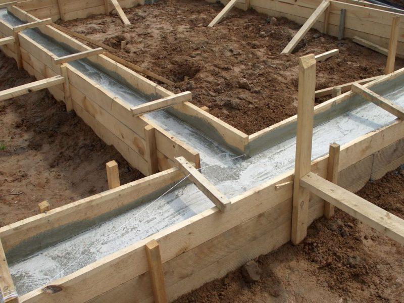 Виды фундаментов: особенности и общие характеристики