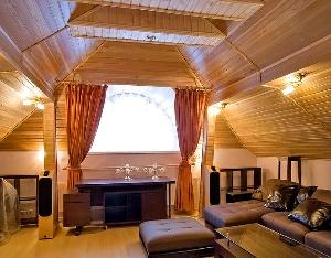 Использование натуральной древесины в современном строительстве
