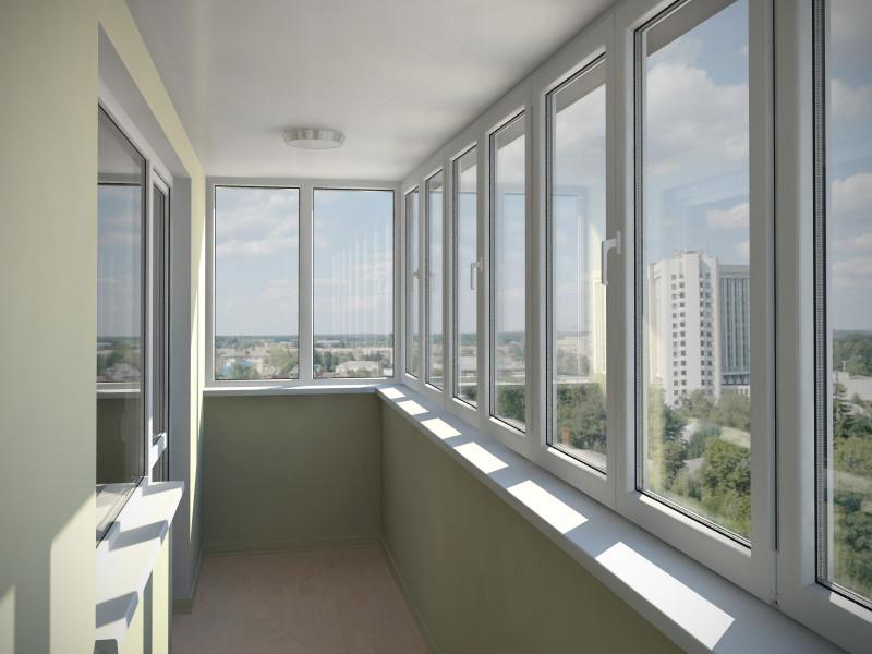 Остекление балкона. С чего начать и что учесть?