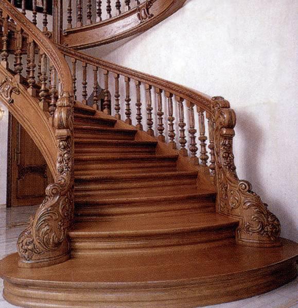 Деревянные лестницы – современные тенденции дизайна