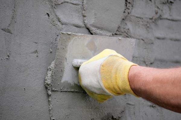 Обзор цементных штукатурок
