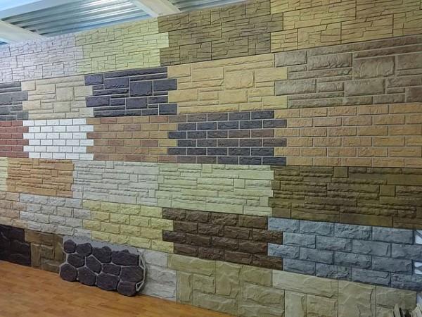 Разновидности стеновых панелей по форме выпуска