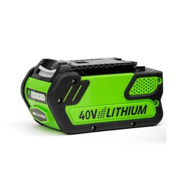 Аккумуляторы Monferme 40 V Lithium G‑Max 29457M и 29467M