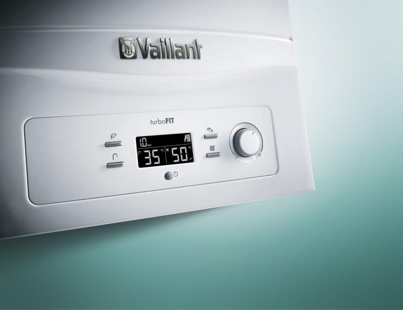 Газовый котёл Vaillant turboFIT
