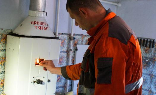 Нарушение тяги на газовом оборудовании и отравление угарным газом