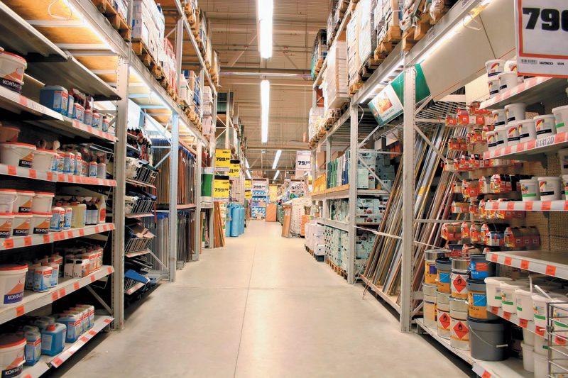 Покупка строительных материалов в сети