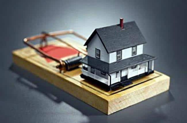 Мошенничество при продаже новых домов
