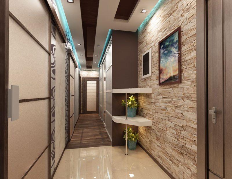 Ремонт прихожей и коридора
