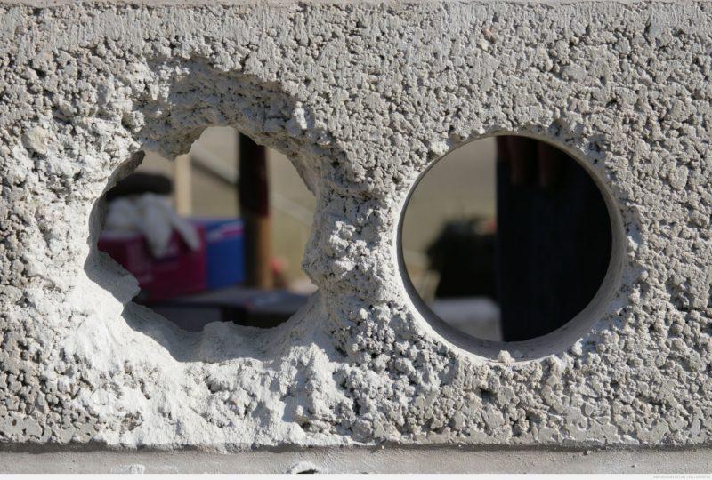 Алмазное сверление бетонных стен - преимущества