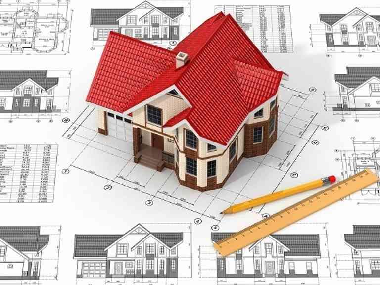 Подготовка к строительству дома: выбор проекта и материала