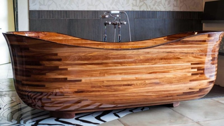Деревянные ванны сегодня: удачный выбор или пустая трата денег?