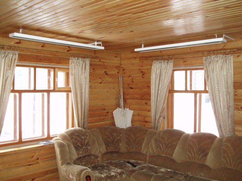 Лучистое отопление – инновации в создании уюта