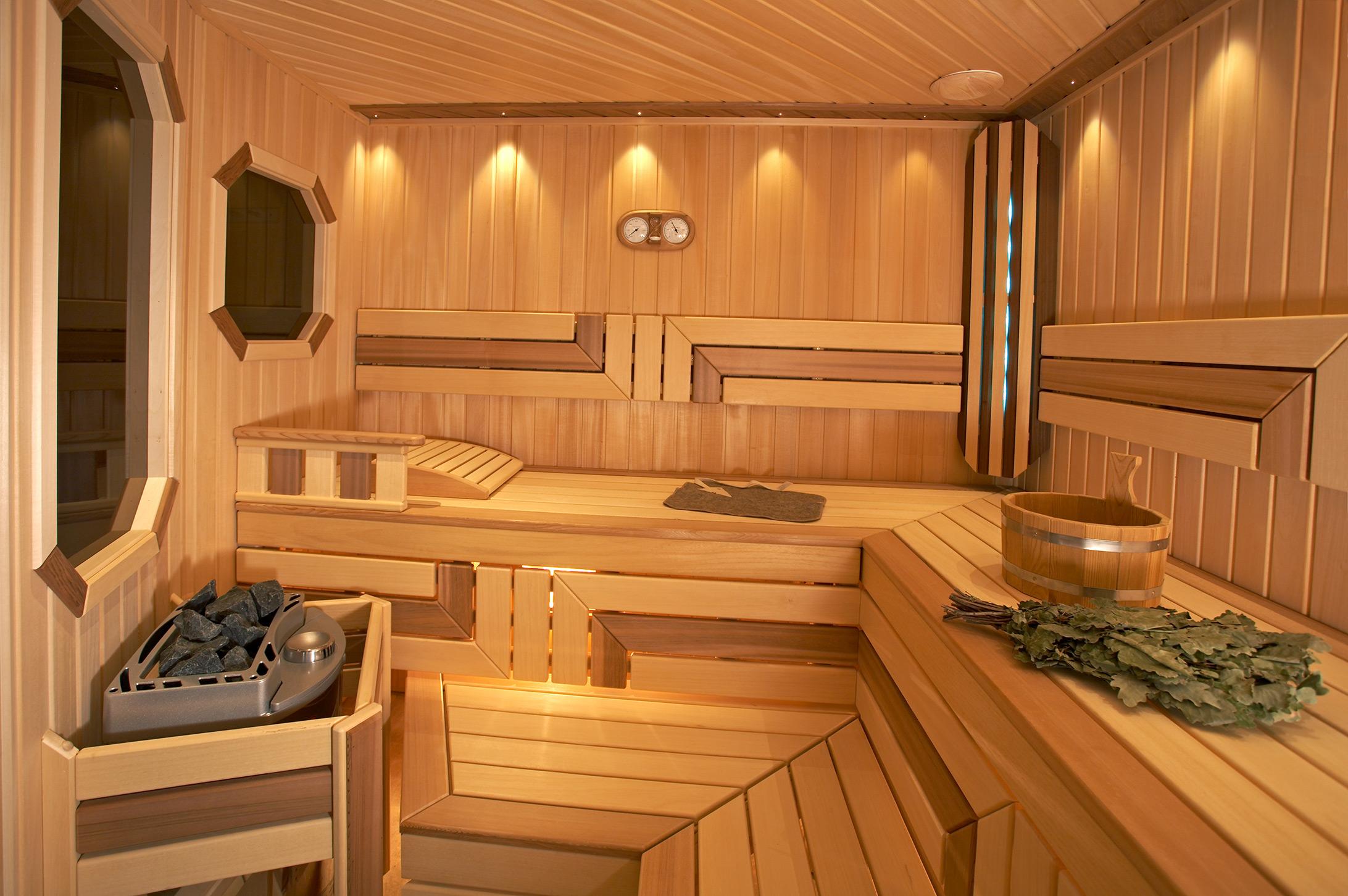 Защита древесины в бане - воск, масло и пропитка