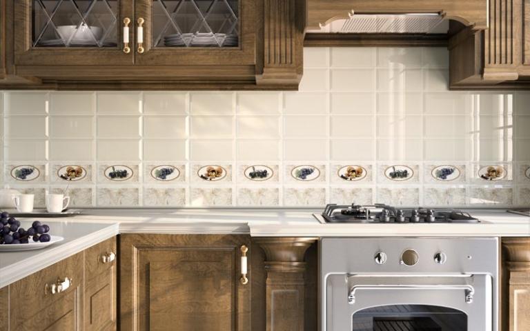 Каким материалом облицевать стены на кухне