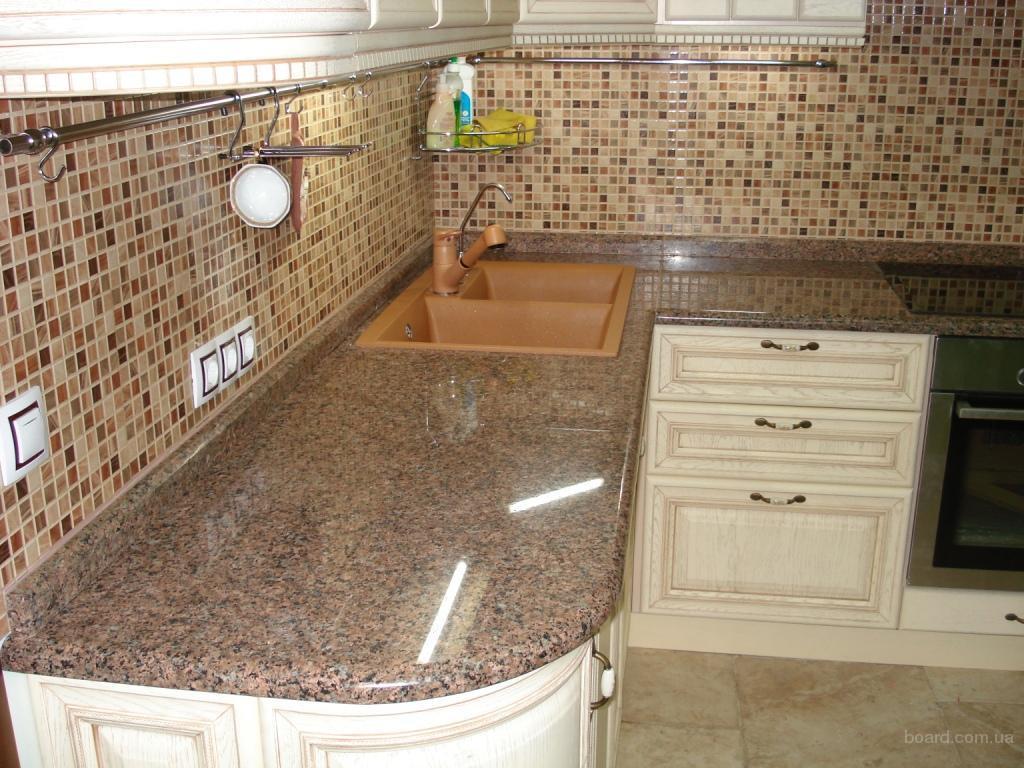 Кухонные столешницы: какой материал выбрать, чтобы меньше о нем думать?