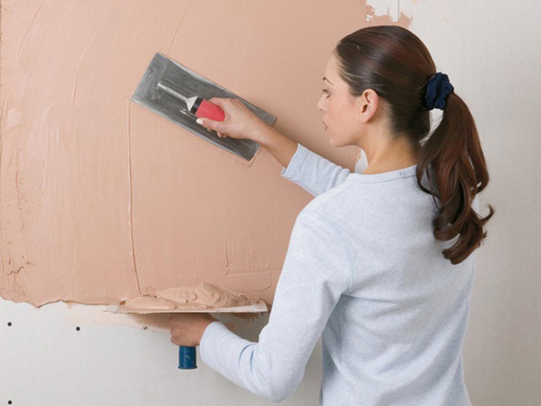 Основные этапы отделки стен