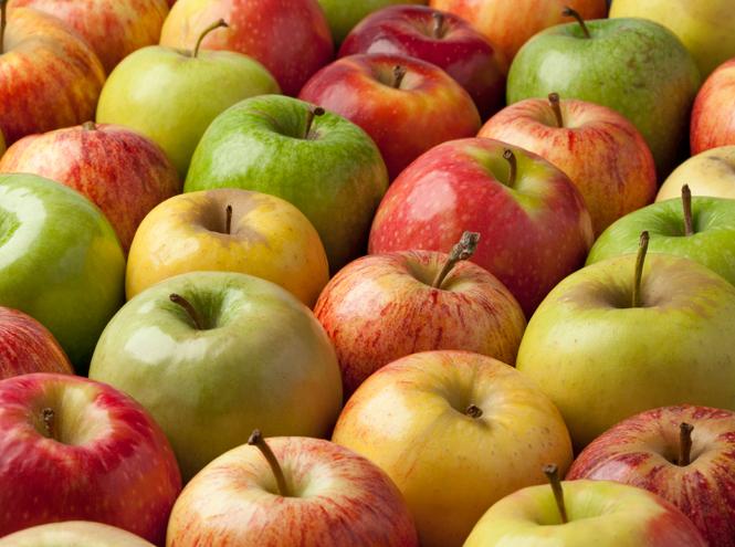 Какое яблоко самое полезное