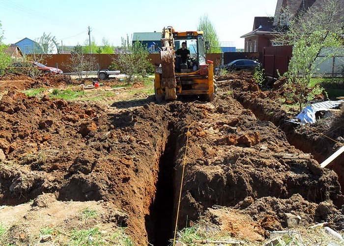 Можно ли копать на чужом участке?