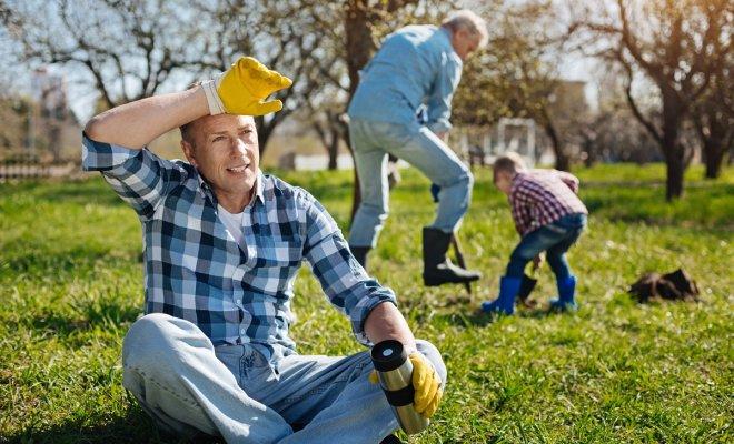 Что сделать садоводу в апреле
