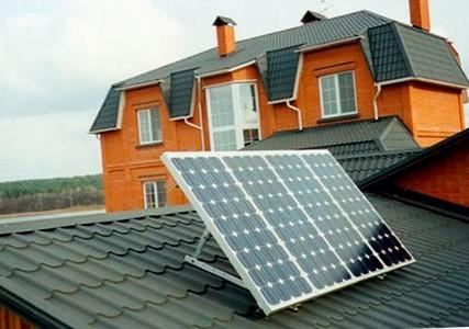 Солнечные батареи для отопительной функции