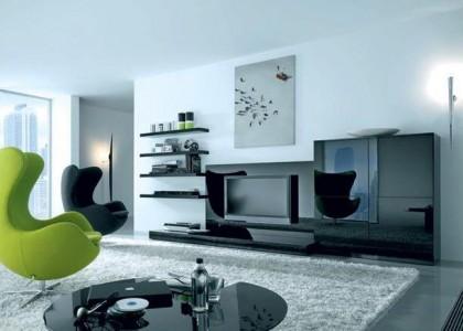 Меблировка гостиной: тенденции