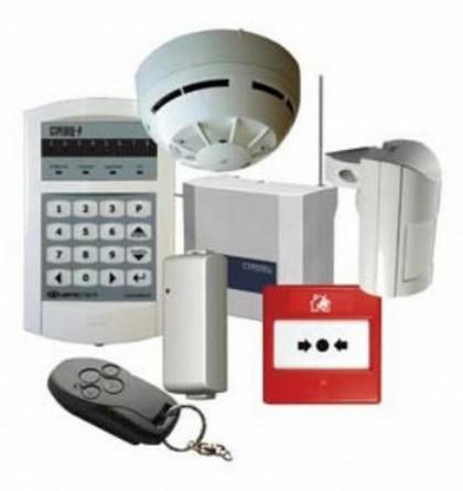 Типовые решения систем безопасности