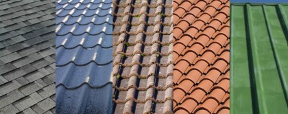 Какой кровельный материал выбрать для скатной крыши