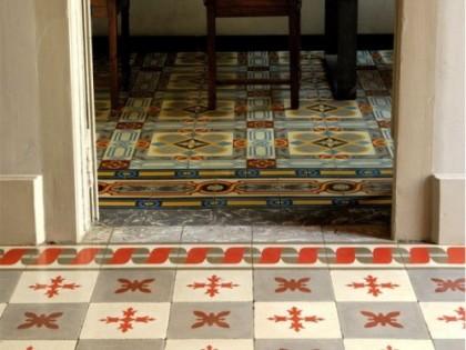 Модные тенденции в мире керамической плитки и керамогранита