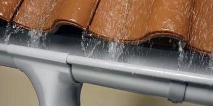 Выбираем систему водоотвода с крыши