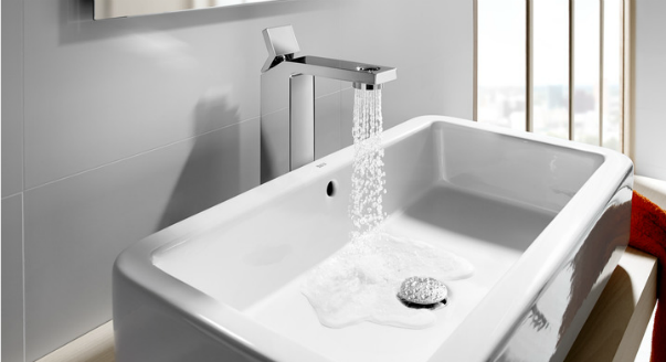 Экономия воды с помощью сантехники