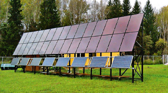 Перспективы использования солнечных батарей