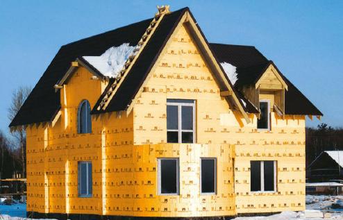Как правильно утеплить каменный дом?