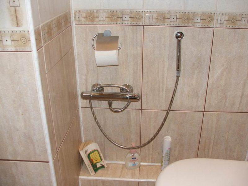 Гигиенический душ вместо биде