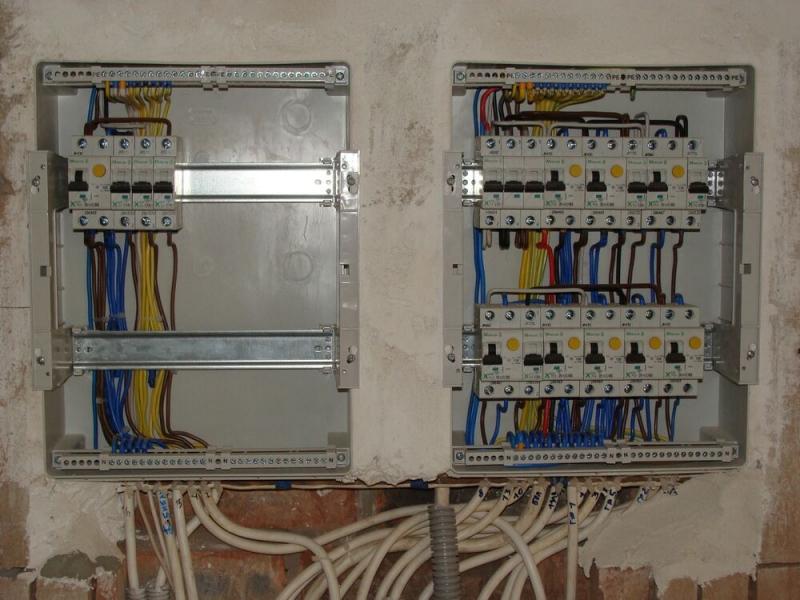 Электричество для частного дома