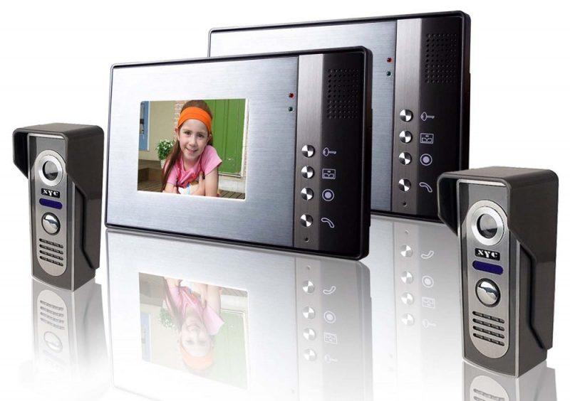 Как выбрать видеодомофон