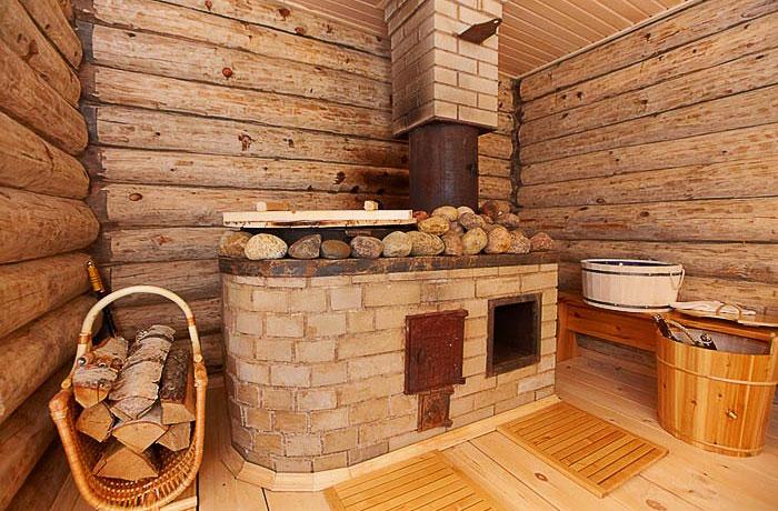 Самостоятельная постройка русской бани