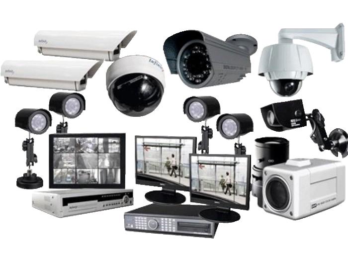 Системы видеонаблюдения для охраны дома