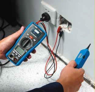 Как проверить исправность электропроводки