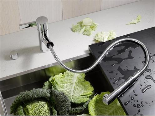Возможности кухонного смесителя