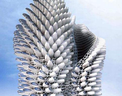 Биомиметика в архитектуре