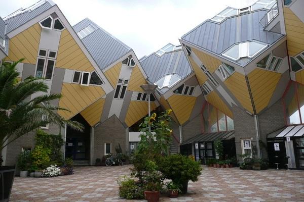 Авангард в архитектуре