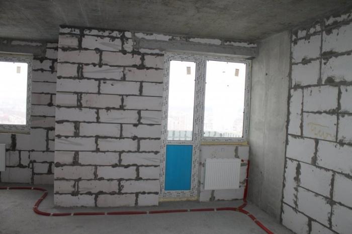 Как правильно произвести внутреннюю отделку стен из газобетонных блоков