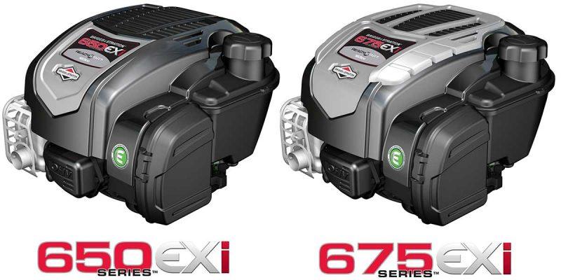 Бензиновые двигатели для садовой и силовой техники Briggs&Stratton Mow'n'Stow: 650EXi-Series, 675EXi Series и 675iS Series InStart